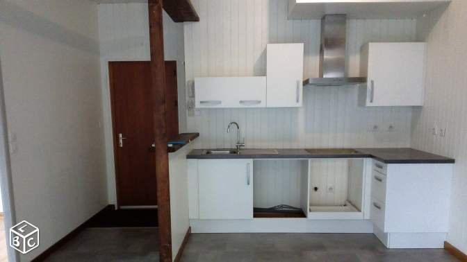 Vente appartement Le pont de beauvoisin 99000€ - Photo 2