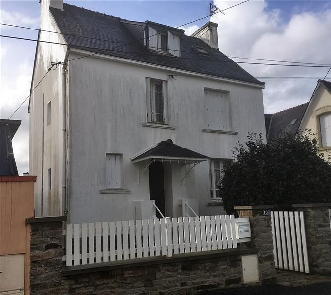 Vente maison / villa Bannalec 93 950€ - Photo 1