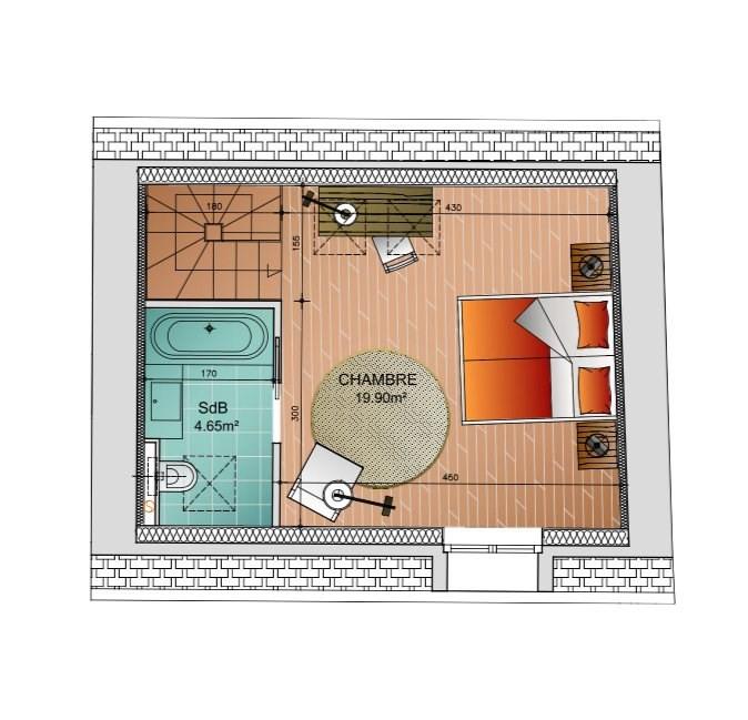 Vente appartement Senlis 165000€ - Photo 3
