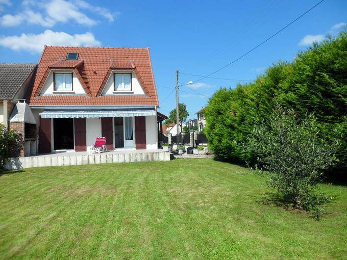 Revenda casa Chennevières-sur-marne 570000€ - Fotografia 1