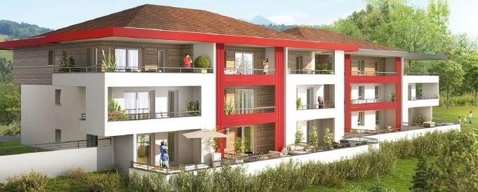 New home sale program Contamine-sur-arve  - Picture 1