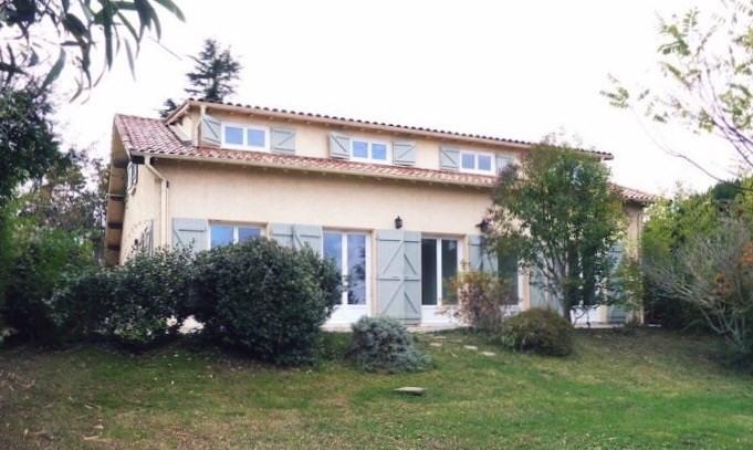 Vente maison / villa Pechbonnieu 348000€ - Photo 1