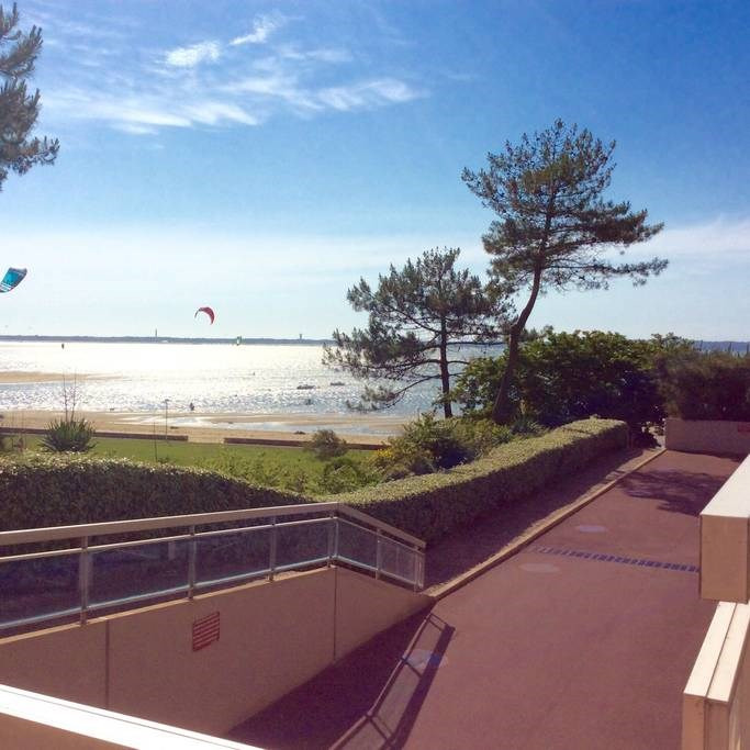 Vacation rental apartment Arcachon 359€ - Picture 1