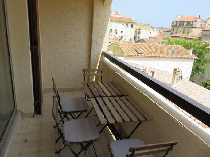 Location vacances appartement Bandol 480€ - Photo 1