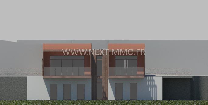 Vendita terreno Menton 330000€ - Fotografia 4
