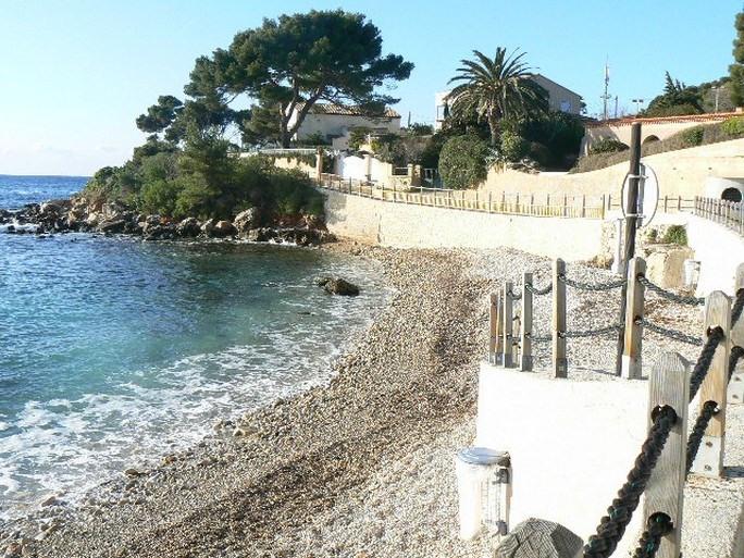 Location vacances appartement Bandol 510€ - Photo 1