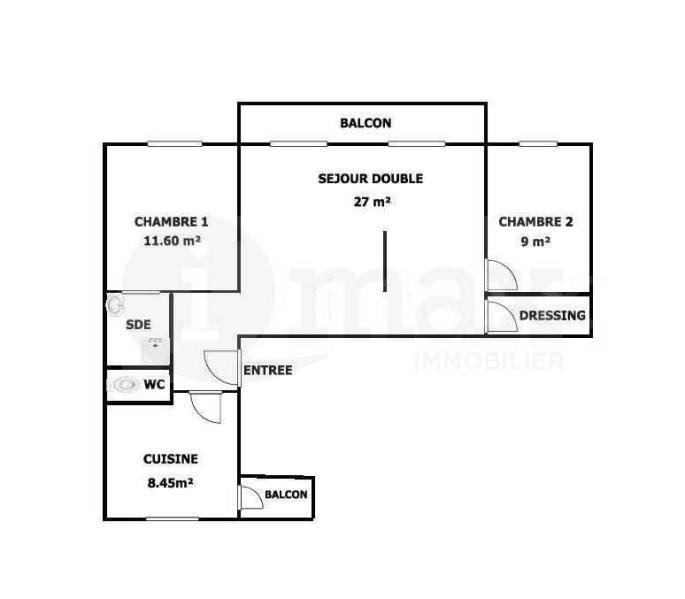 Vente appartement Courbevoie 395000€ - Photo 4