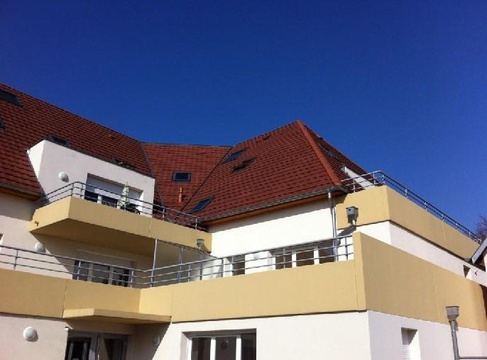 Location appartement Rhinau 815€ CC - Photo 1