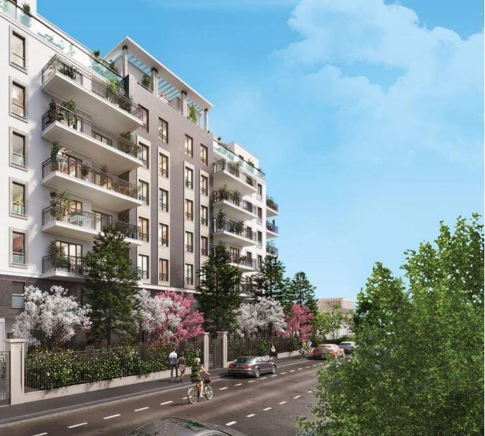 Vente appartement Suresnes 295000€ - Photo 1