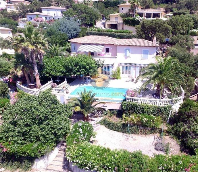 Deluxe sale house / villa Sainte maxime 1155000€ - Picture 1