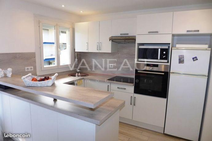 Vente de prestige appartement Juan-les-pins 316000€ - Photo 2