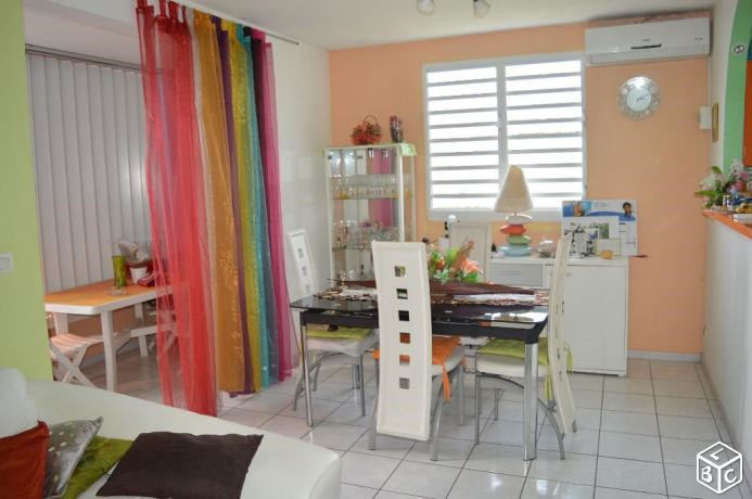 Sale apartment Ducos 110 000€ - Picture 2