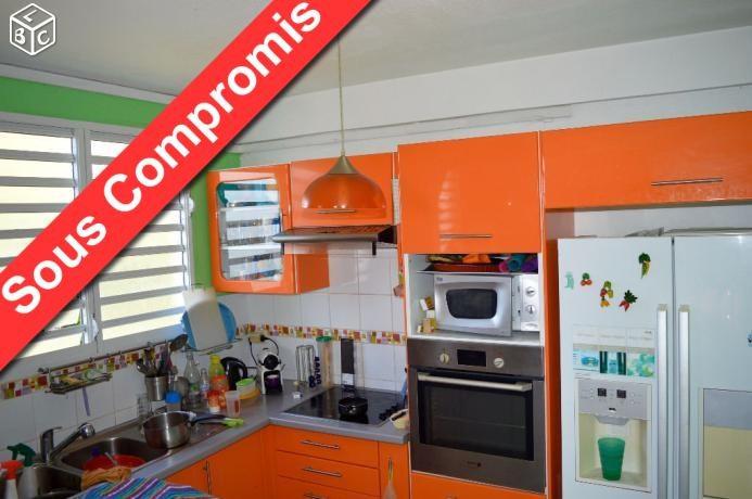 Vente appartement Ducos 110000€ - Photo 1