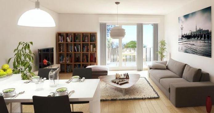 T2 neuf 41 m² guilhemery