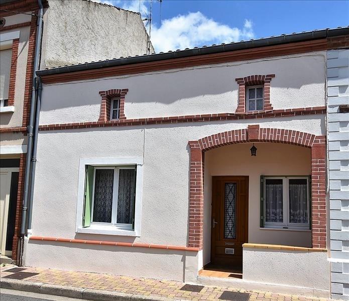 Vente maison / villa Carmaux 119000€ - Photo 1