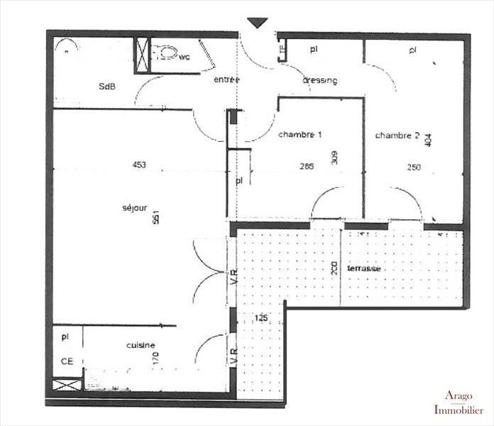 Vente appartement Perpignan 159000€ - Photo 10