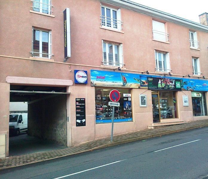 Location appartement St etienne des oullieres 461€ CC - Photo 1