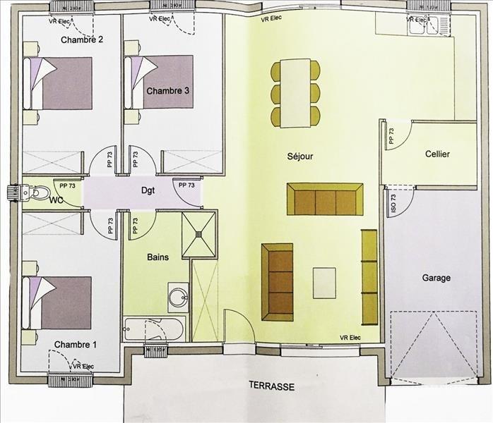 Venta  casa Albi 208000€ - Fotografía 2
