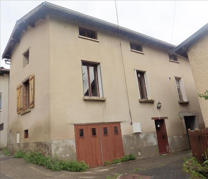 Verkauf haus Loire sur rhone 115000€ - Fotografie 1