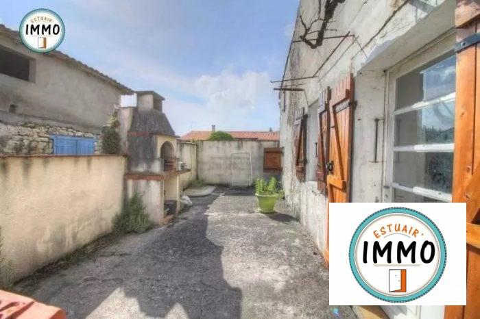 Vente maison / villa Saint-fort-sur-gironde 67200€ - Photo 1