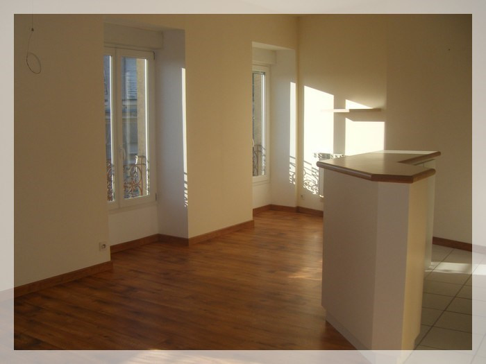 Rental apartment Ancenis 556€ CC - Picture 1