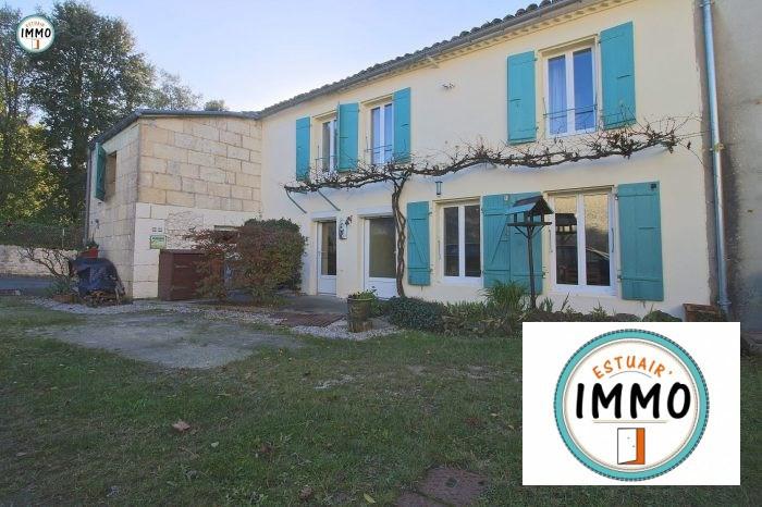 Sale house / villa Chenac-saint-seurin-d'uzet 189000€ - Picture 1