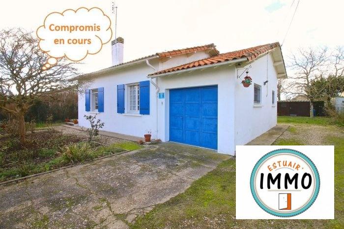 Sale house / villa Mortagne-sur-gironde 139000€ - Picture 1