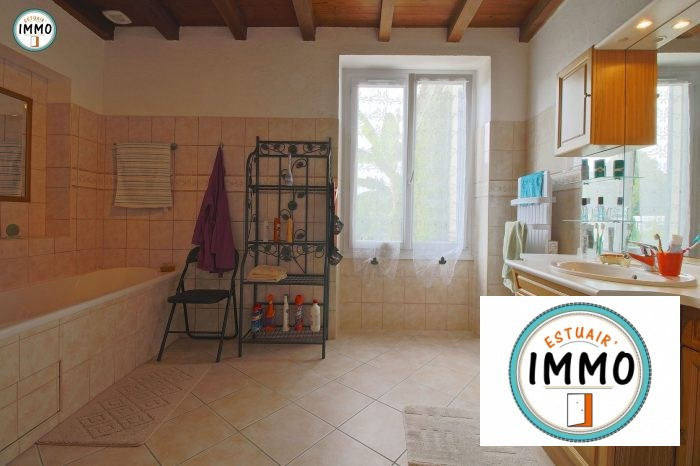 Sale house / villa Saint-fort-sur-gironde 229190€ - Picture 5