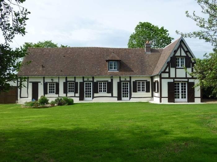 Vente maison / villa Rugles 268000€ - Photo 1