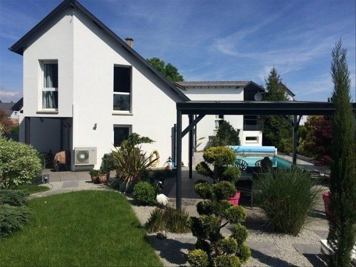 Verkauf von luxusobjekt haus Pfulgriesheim 824000€ - Fotografie 1