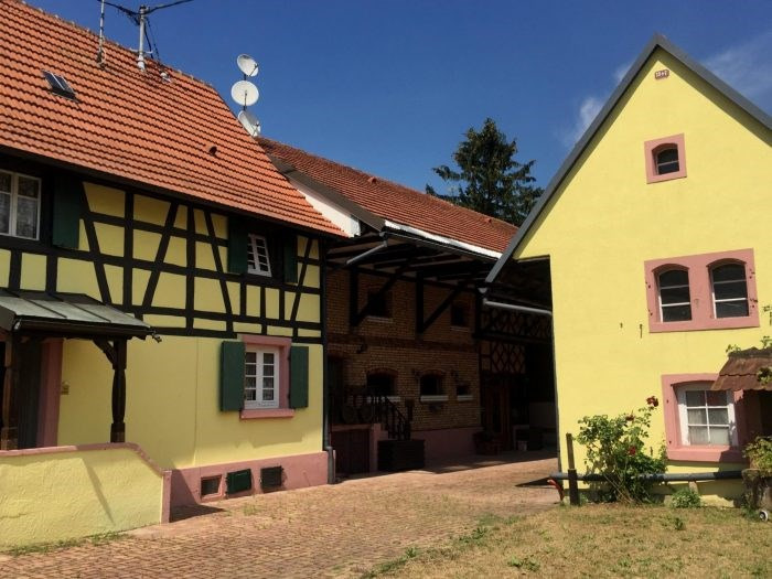 Vente maison / villa Roeschwoog 392700€ - Photo 1
