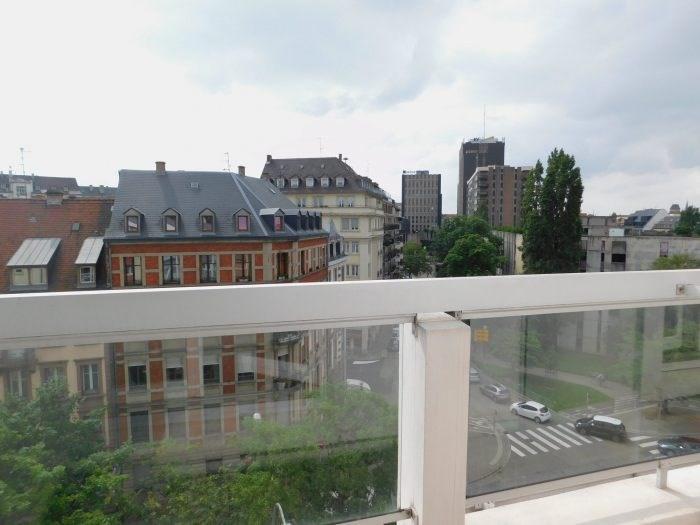 Locação apartamento Strasbourg 810€ CC - Fotografia 1