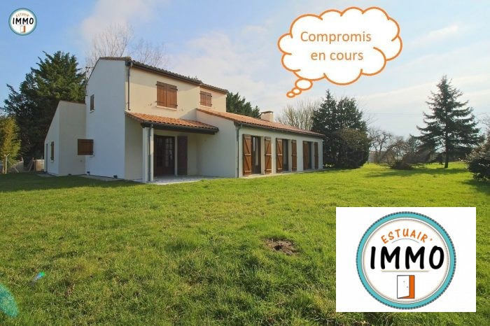Sale house / villa Saint-fort-sur-gironde 199 000€ - Picture 1