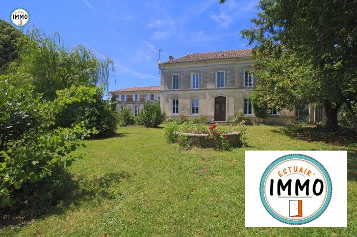 Deluxe sale house / villa Saint-fort-sur-gironde 599 000€ - Picture 19