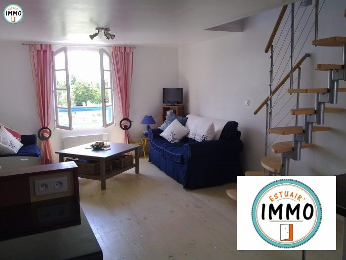 Sale apartment Mortagne-sur-gironde 88 640€ - Picture 2