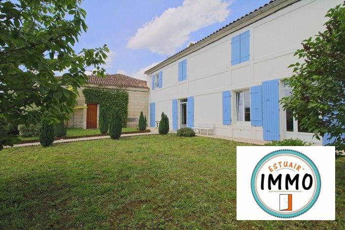 Sale house / villa Saint-fort-sur-gironde 229190€ - Picture 1