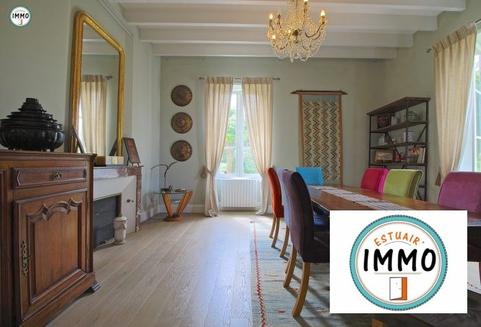 Vente de prestige maison / villa Mortagne sur gironde 598900€ - Photo 2