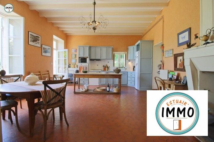 Vente de prestige maison / villa Mortagne sur gironde 598900€ - Photo 7