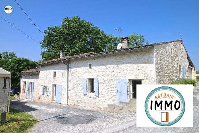 Sale house / villa Mortagne sur gironde 192960€ - Picture 11