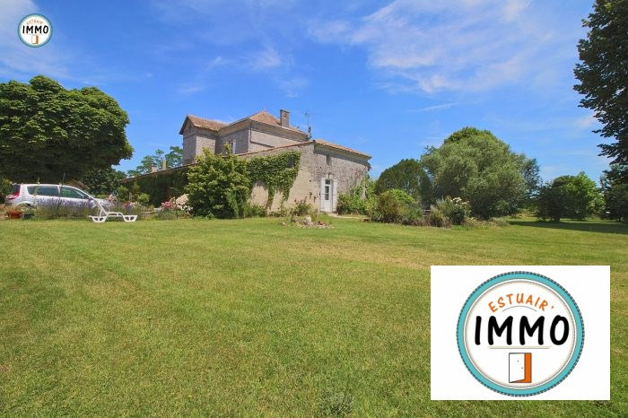 Deluxe sale house / villa Saint-fort-sur-gironde 599 000€ - Picture 2