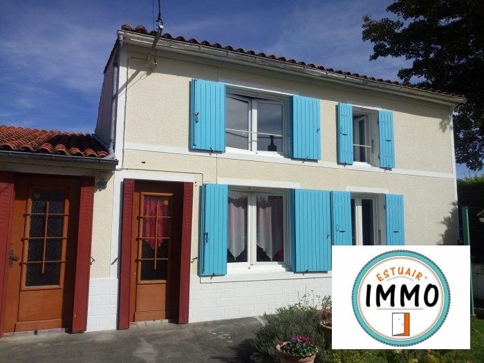 Vente maison / villa Saint-fort-sur-gironde 155445€ - Photo 2