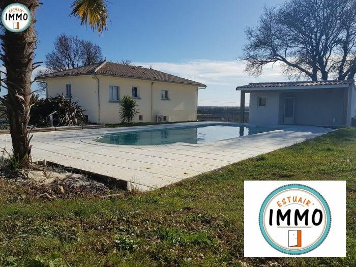 Vente maison / villa Saint-sorlin-de-cônac 265000€ - Photo 1