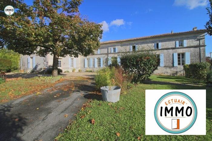 Sale house / villa Saint-fort-sur-gironde 317500€ - Picture 1
