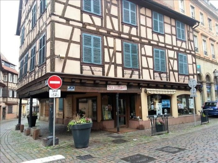 Investment property building Strasbourg 828000€ - Picture 2