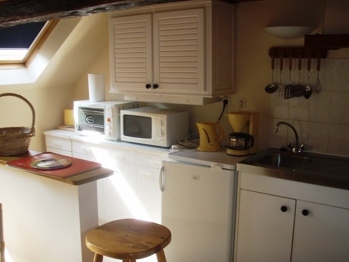 Rental apartment Honfleur 425€ CC - Picture 2