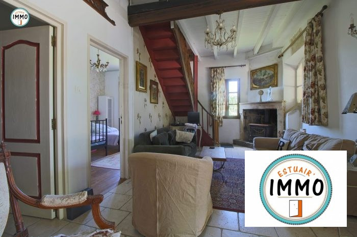 Deluxe sale house / villa Saint-fort-sur-gironde 599 000€ - Picture 10