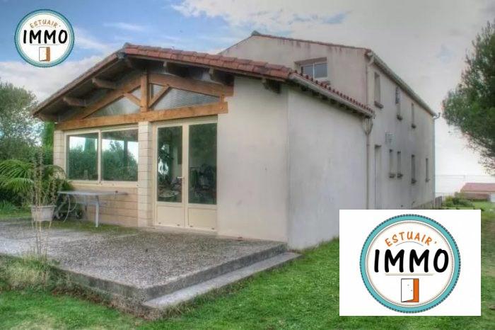 Sale house / villa Barzan 274000€ - Picture 1