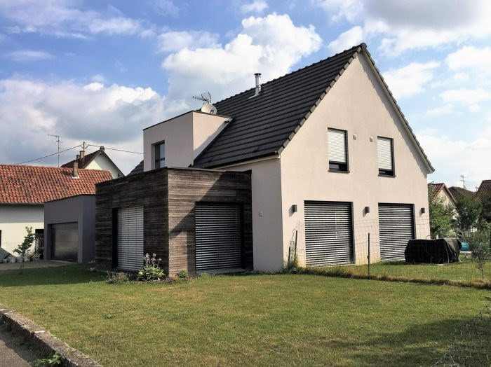 Verkoop  huis Leutenheim 388500€ - Foto 1