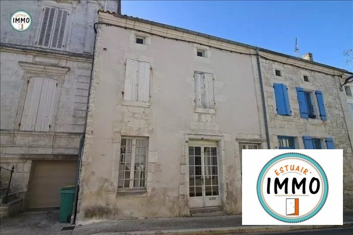 Vente maison / villa Mortagne-sur-gironde 94180€ - Photo 7