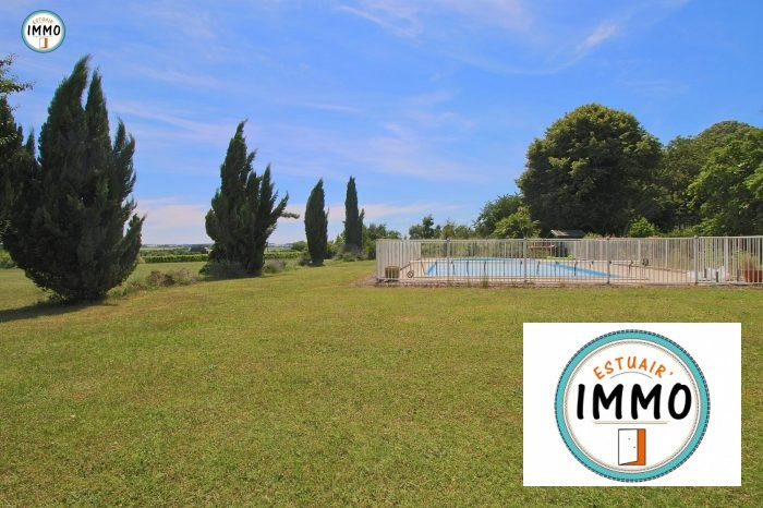 Deluxe sale house / villa Saint-fort-sur-gironde 599 000€ - Picture 9